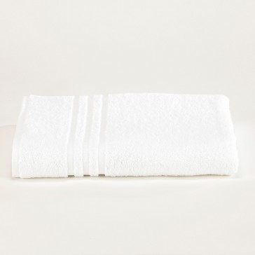 Laundry Towels - Bath Sheet - White