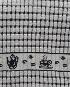 Coffee Pot Tea towels x 12