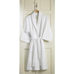 Waffle Bath Robe Kimono