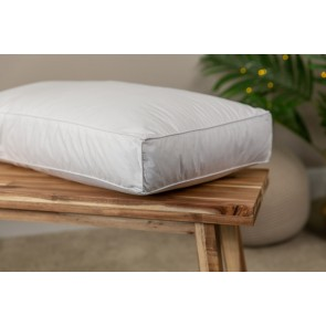 Hollowfibre Box Pillow Pair 600 gsm
