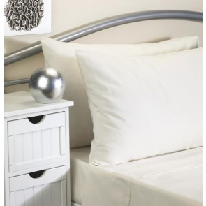 68 Pick - Fitted Bed Sheet - Double
