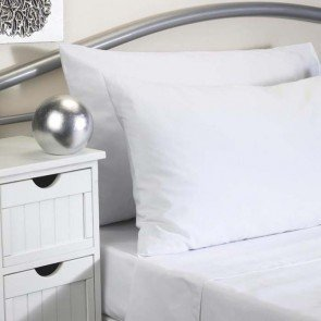 Softguard Flame Retardant - Fitted Bed Sheet - Double