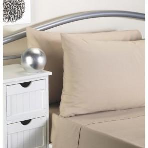 Softguard Flame Retardant - Flat Bed Sheet - Double