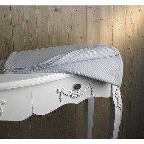 Thermal Flame Retardant Blanket - Silver - Single Bed