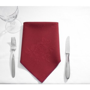 Napkin Rose Design 20x20 inches