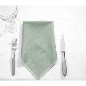 Table Cloth Rose Design 68 inches - Circular