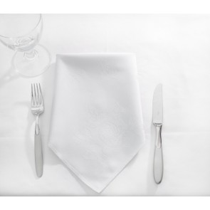 Table Cloth Rose Design 45x45 inches - Square