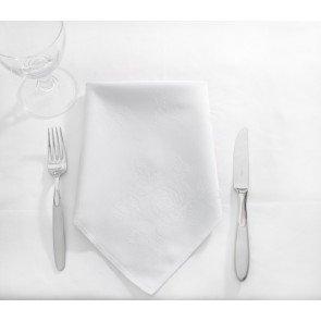 Table Cloth Rose Design 54x70 inches - Rectangular
